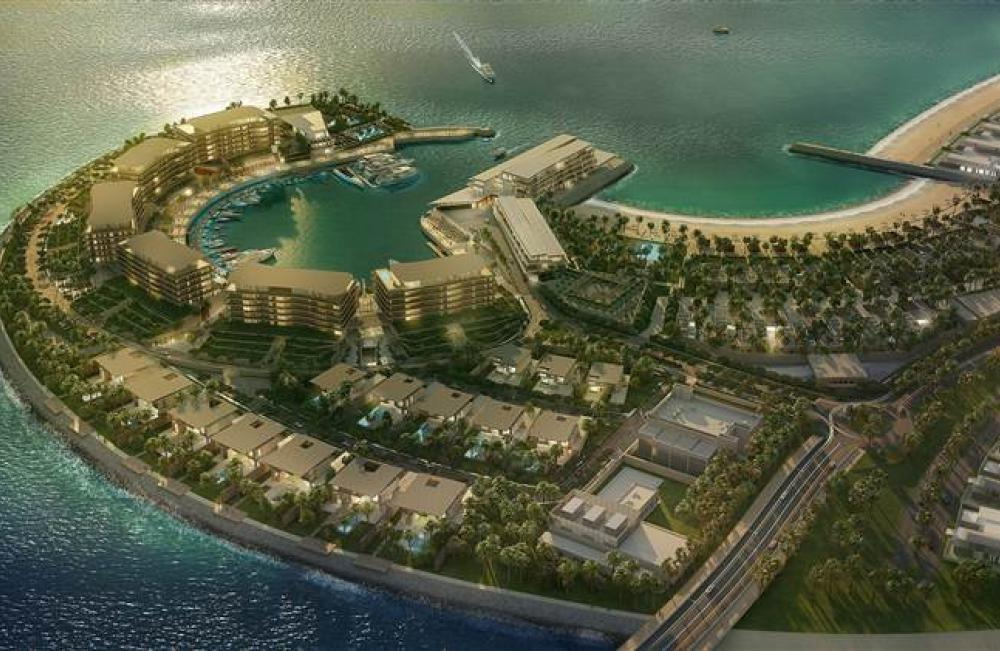 Bvlgari Resort & Residences, Dubai