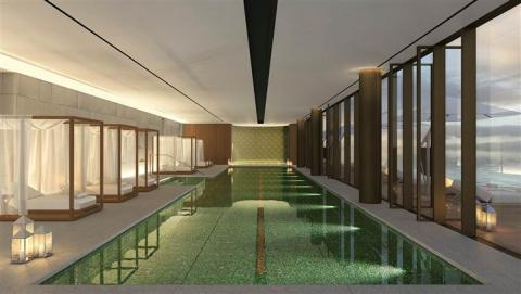 Bvlgari Resort & Residences, Dubai